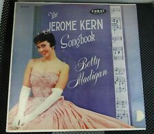 Betty Madigan – The Jerome Kern Songbook (Coral – CRL 57192)