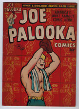 JOE PALOOKA #6 5.0 1945 CREAM/OFF-WHITE PAGES