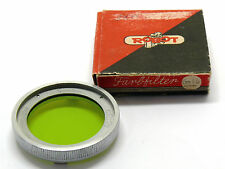 Berning Robot yellow-green filter boxed EXC+