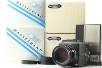 [N MINT in Box] Hasselblad 500C/M Black Planar T* 80mm f/2.8 CF Lens from JAPAN