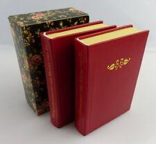 2 Minibücher: Denkwürdigkeiten des Herrn von H. Gustav Schilling e020