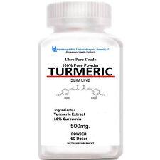 ?Dr. Turmeric Curcumin Extract 100%PURE Powder 500 mg- Curcuminoids 60 Doses?