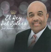 NEW El Rey Del Bolero (Audio CD)
