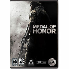 Medal of Honor (PC, 2010), brand new, sealed fast shipping.