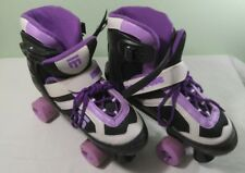 Mongoose Women's Quad Roller Skates, Mg-097G-L Sizes 5-8