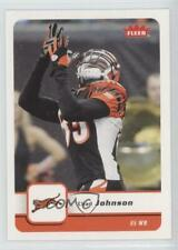 2006 Fleer Chad Johnson #20