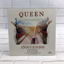Queen - Innuendo Promo Shop Counter Display (Innuendo) 1991 - Mega Rare