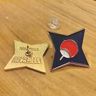 Uchiha Clan Logo Patch Naruto Sasuke Itachi Akatsuki Metal Brooch Pin Badge Rare