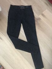 GUESS WOMENS PANTS POWER ULTRA SKINNY PRINTED STRETCHY SZ 25/32