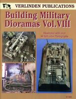 Verlinden Publications Building Military Dioramas Vol.VIII Reference Book #1963