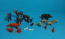 Playmobil Outdoor ~ Waldtiere / Forest Animals (3006) Nur Tiere / Only Animals