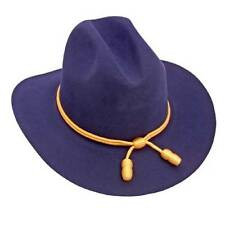US Civil War Union Cavalry Officer's Hat With Gold Cord  Large (7 3/8- 7 1/2)