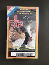 Han De Wit Ex-Rental Vintage VHS Tape Dutch NL Film Videoband