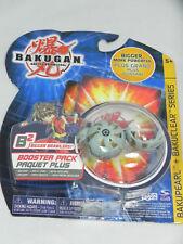 Bakugan Battle Brawlers Booster Pack Bakupearl Series B2 Bigger Brawlers 2008