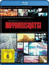 Koyaanisqatsi: Life Out of Balance NEW Documentary Blu-Ray Disc Godfrey Reggio