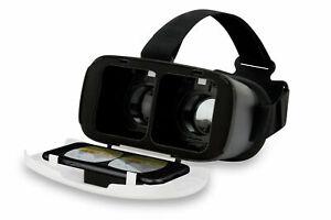 Virtual Reality Vr Headset Smart Glasses 3d Universal PhonesONN (4 colors) #243