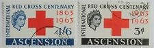 Ascension – 1963 Red Cross Set – Superb Used (R6-E)