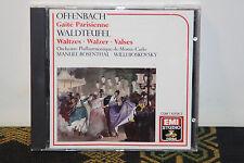 Offenbach: Gaite Parisienne/ Waldteufel: Waltzes Rosenthal/ Boskovsky 1989 CD
