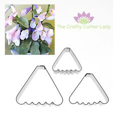 Foxglove Cutters 3 Set Stainless Steel Icing Sugarcraft Craft Cake Decoration