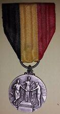 BELGIQUE Médaille - Mutualités socialistes du borinage solidarité