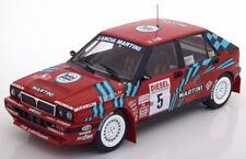1:18 Triple 9 Lancia Delta HF Intergrale 16V #5, Rally San Remo