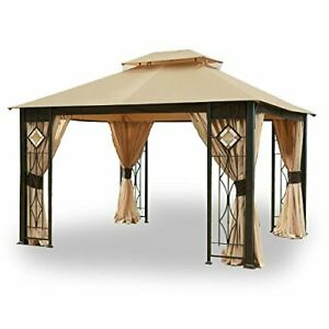 Garden Winds Canopy Top Cover for The Art Glass Gazebo - 350