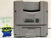 Super Game Boy Nintendo Super Famicom SFC SNES Japan Game JP