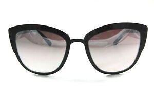 UV027 Black  Mirror Cat Eye Sunglasses Buy 1 get 1 Free