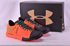Men's Under Armour Horizon KTV Trail Running Shoes Phoenix Fire/Black 8