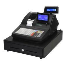 SAM4S NR-520 Cash Register 2-Station Thermal Flat Keyboard