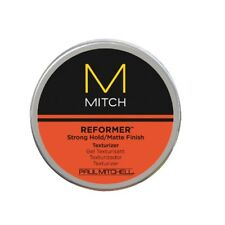 Paul Mitchell MITCH Reformer Strong Hold Matte Finish Texturizer .35 Oz