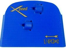 Lavina Pcd Grinding Plate, 2 pcs Pcd, Right(Cw)