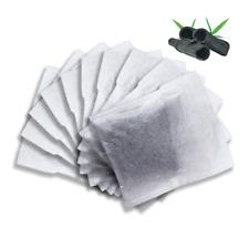 10 Filtro di carbonio ACQUA DISTILLATORI igienico cellophane avvolto carbone attivo
