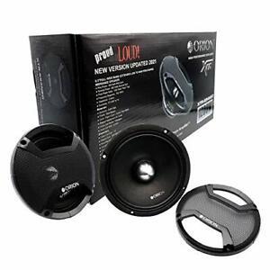 "ORION XTR XTR654 NEO 1 Pair 2 Speakers 6.5"" NEODIMIUM HIGH Efficiency 97.9 db..."