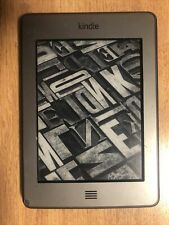 Amazon Kindle 4th Generation Touch