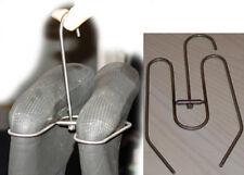 Kleiderbuegel für Trockentauchanzug aus Edelstahl zusammenklappbar