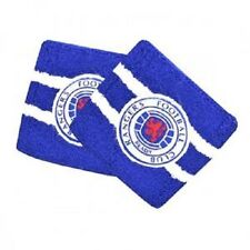 Rangers FC Wristbands/Sweatbands Blue & White