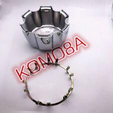 For Montero Sport Pajero Replacement Wheel Center Hub Cap Cover + Retention Clip