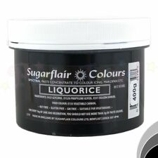 Sugarflair Concentrated Food Colouring Gel Paste Spectral Range 400g BULK Tubs