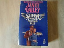 Silver Wings Santiago Blue by Dailey, Janet