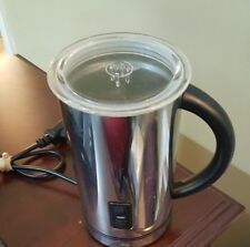 Aerolatte Compact Automatic Hot or Cold Milk Frother and Cappuccino Foam Maker,