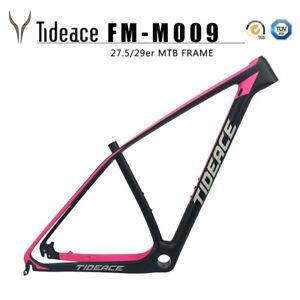 29er T1000 Carbon Fiber Mountain Bicycle Frames OEM Cycling MTB Bike PF30 Frames