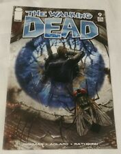 The Walking Dead #9 Good Condition 1st Appearance of Otis 1st Print Image Comics