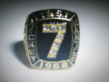 MICKEY MANTLE New York Yankees  #7 Hall of Fame and STATS Ring - AWESOME!!