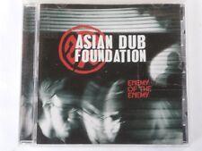 ASIAN DUB FOUNDATION - Enemy of the Enemy - CD