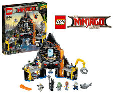 Lego Ninjago Movie Garmadon's Volcano Lair Play Set Kids Build Kit Gifts Toys AU