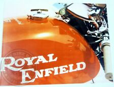 Royal Enfield Continental GT Sales Pamphlet Genuine NOS