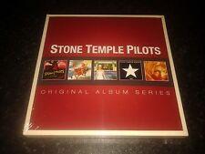STONE TEMPLE PILOTS - ORIGINAL ALBUM SERIES  5 CD SET NEW AND SEALED 2012 WARNER