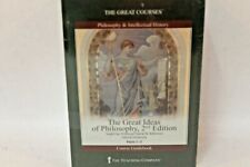 The Great Courses The Great Ideas of Philosophy, 2nd Edition (Course Dvds & Guid