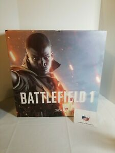 Battlefield 1 Exclusive Collector's Edition - Figure w/Attachments game included